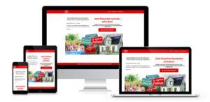 Responsives Webdesign der TC Hauskaufberatung René Böttcher