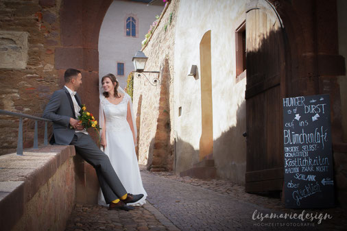 Brautpaarshooting am Rochlitzer Berg