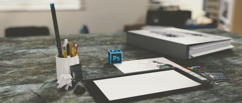 Print und Grafikdesign - Werbemittel, Logos und Visitenkarten